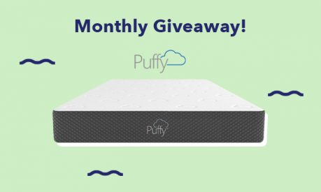 April Monthly Giveaway Graphic