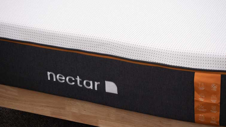 Nectar Premier Copper cover close-up