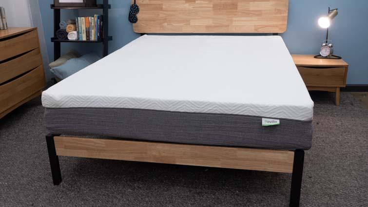 The Novilla Bliss mattress.
