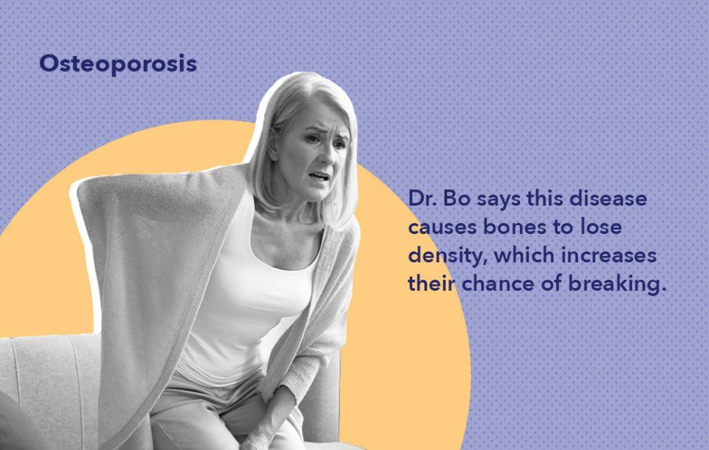Osteoporosis CausesofLowerBackPain