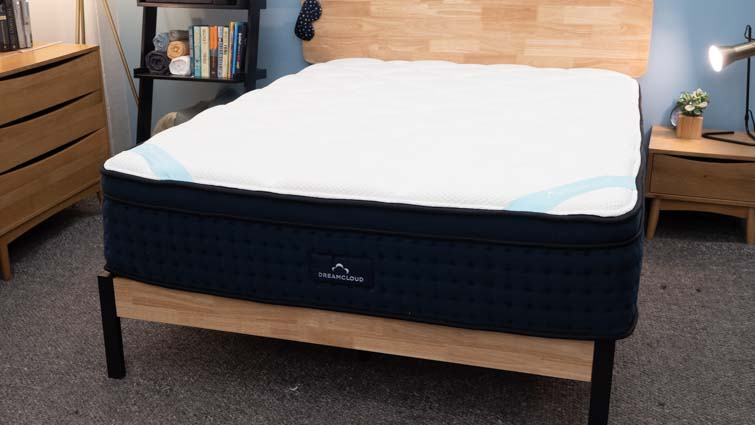 The DreamCloud Premier mattress.