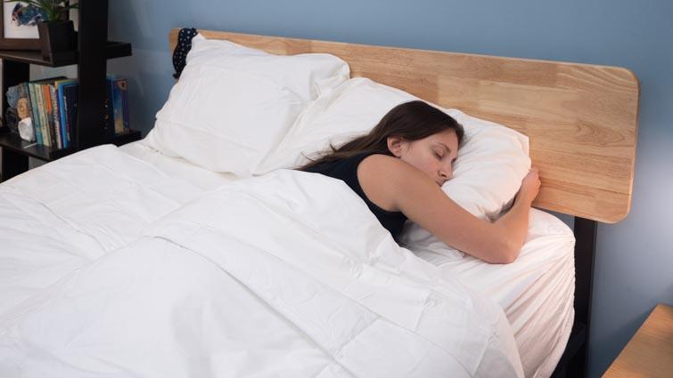 sleep number comforter2